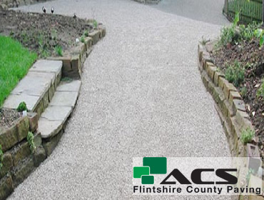 gravel driveway image for services page
